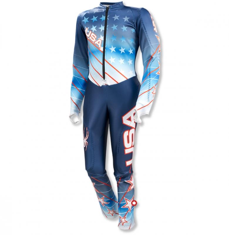Combinaison Racing Spyder Performance Gs Boys Freestyle