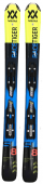 Ski Volkl RaceTiger JR + FIX VMotion 4.5 JR